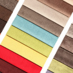 textile samples in many colors, MGSD, cocoa interior design