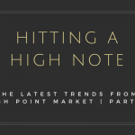 hitting a high note, MGSD, interior design trends