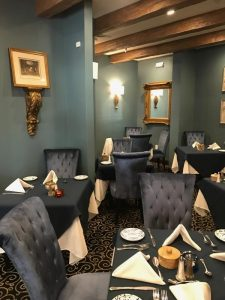 Normandy room, cafe margaux, MGSD