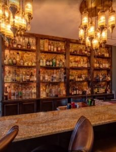 Lounge, Cafe Margaux Bar, MGSD