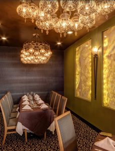 Ulysses Room, Cafe Margaux, MGSD