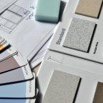 samples of interior design materials, close-up shot, MGSD, interior designer in Melbourne, FL