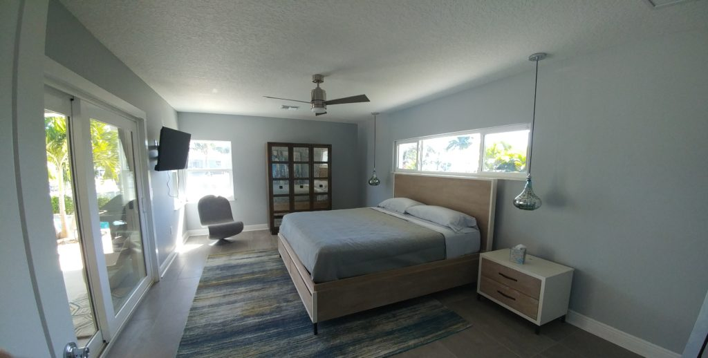 Guest bedroom remodel; MGSD; indian river interior design