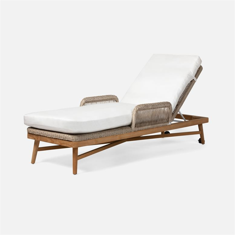 Made Goods chaise patio furniture; MGSD