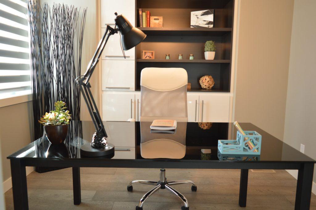 Home office, interior design, MGSD