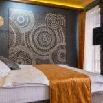 Mediterranean bedroom interior design style