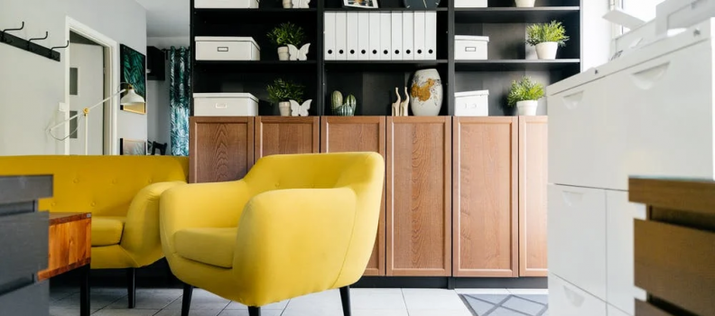 Black is Back and Other Trends Spotted at High Point Market 2021